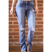 Calça Jeans Feminina Skinny Ksa Da Arvore