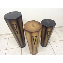 Trio De Congas De Madeira Pithy