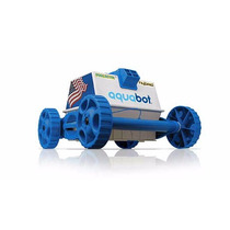 Robot Aquabot Pool Rover Hybrid Para Limpieza Piletas 565401