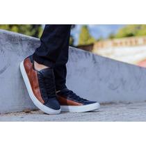 Zapatillas Para Hombre Stone Art. 1623 Linea Premium