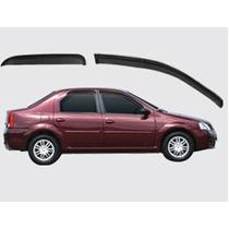 Calha De Chuva Renault Logan 4 Portas Tgpoli 29.005