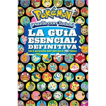 Libro Pokemon La Guia Esencial Definitiva + Regalo