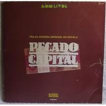 Lp / Vinil Novela: Pecado Capital - Nacional - 1975