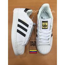 Adidas Super Star Dama Y Caballero Originales