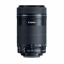 Lente Objetivo Canon Ef-s 55-250mm F4-5.6 Is Mark Ii Nuevo