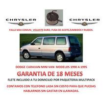 Deposito Direccion Hidraulica P/bomba Licuador Dodge Caravan