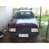 Citroën Visa Club. Títulos A Mi Nombre. Patente Paga.