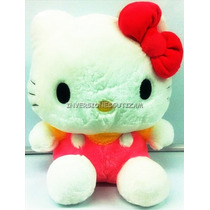 Peluche Hello Kitty Diseño Original Hipoalergenico Grande