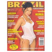 Revista Pornô Brazil Sex Magazine - Ano Vii