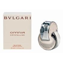 Perfume Bvlgari Omnia Crystalline 65ml Bulgari 12x Sem Juros