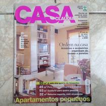 Revista Casa Claudia Ano 26 N1 Jan 2002 Apartamento Pequeno