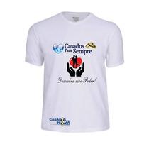 Camisas Camiseta Casados Para Sempre Jesus Evangélica Gospel