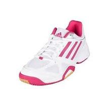 Tênis Feminino Adidas Optcourt Ligra Indoor Futsal Handebol