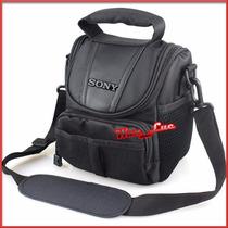 Bolsa Case Sony Nex-7n Nex-5 Nex-f3 Hx200 H1 H2 H3 H5 H7 H9