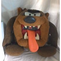 Bicho De Pelúcia Grande Taz Looney Tunes Usado