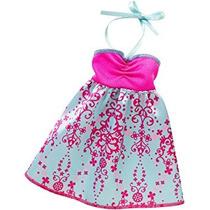 Juguete Barbie Modas De Vestir, Brillante Boho