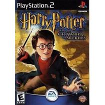 Harry Potter E A Câmara Secreta Ps2 Patch Frete Unico