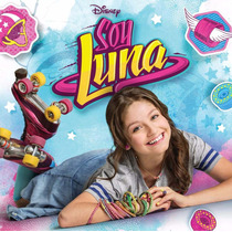 Cd Disney Soy Luna Soundtrack 12 Tracks Canciones