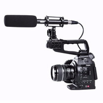 Boya By-pvm1000 Condenser Interview Shotgun Mic