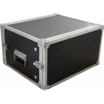 Hard Case Rack Periféricos 6u Pronta Entrega Profissinal Nfe