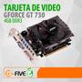 Tarjeta De Video Gtx 730 Msi Gforce 4gb Ddr3 Nvidia