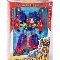 Transformers Optimus Primer Gigante 45 Cm