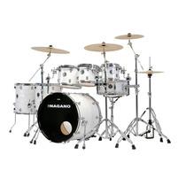 Bateria Acústica 2 Tons 2 Surdos - Nagano Drums