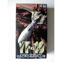 Macross Plus: 1/72 Yf-19 Fighter