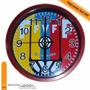 Reloj De Pared Personalizado Con Foto O Logo Para Empresa