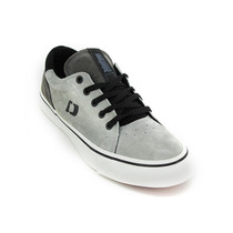 Zapatillas John Foos Slash Gris Gamuza