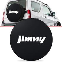 Capa De Estepe Basic Preta Suzuki Jimny Aro 15 2016 A 2012