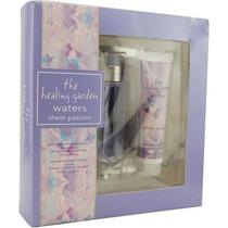 Perfume Healing Garden Aguas Sheer Passion Por Coty Para La
