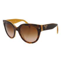 Gafas De Sol Prada Spr 17o Fal-1z1-lente Marron Marco Café
