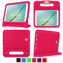 Fintie Samsung Galaxy Tab S2 8.0 Kiddie- Peso Ligero Rosa