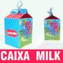25 Caixa Milk 25 Livro De Colorir 25 Sacolinha Surpresa ---