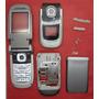 Carcaça Completa Celular Nokia 2760 Flip Preto