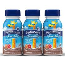 Pediasure Nutrición Alimenticio Chocolate Shake 8 Oz Fl (paq