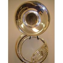 Tuba (sousafon)jupiter Plateado Si Bemol C/estuche, Jhs594s