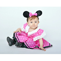 Disfraz Minnie O Mickey Mouse