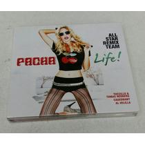 3 Cd De Musica Dance Pacha Life +cd De Regalo