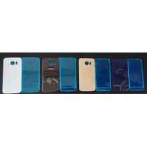 Tapa Bateria Cristal Samsung Galaxy Edge Plus + Herramienta