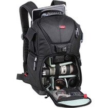 Mochila P/lap Top/camara Digital Back Pack Vivitar