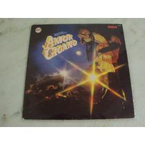 Lp Novela Amor Cigano - 1983