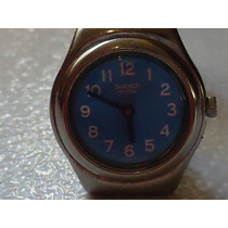 Reloj Swatch Irony Acero Dama Impecable