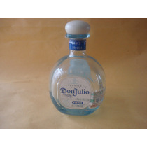 Bonita Botella De Coleccion Don Julio De 375 Ml