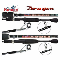 Vara Sumax Dragon Cast 561m (8-14lb) - 1,68m Original Nova