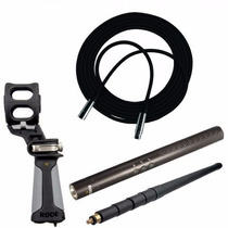 Kit Mic Rode Ntg4 Plus + Pistola Pg2 + Boompole + Cable Xlr