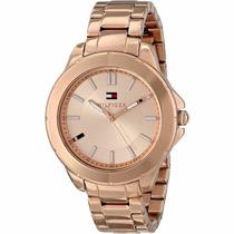 Reloj Tommy Hilfiger 1781414 Dama Oro Rosado Otros Fossil