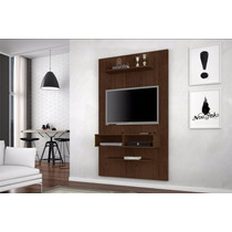 Painel P/ Tv Jb5001 C/suporte P/ Tv,suporta Tv Até 40´- Movz
