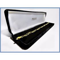Pulsera Oro Amarillo Solido 10k Mod. Cartier De 6mm 11grs